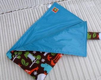 CUSTOM Baby Waterproof Changing Pad / CUSTOM Travel Changing Pad