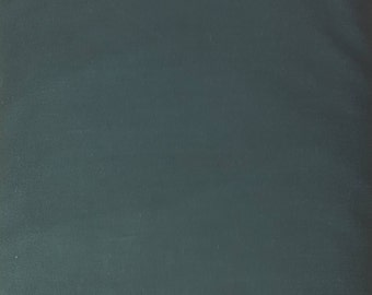 """Dark Green solid 108"""" wide back 100% cotton fabric"""