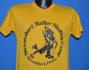 80s Stroudsburg Roller Skating Camp t-shirt Small