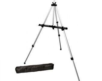 Aluminium Field Easel - Complete With Carry Bag
