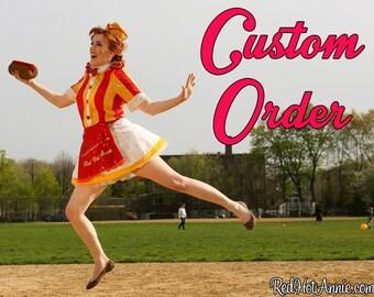 Custom Order- TearDrops