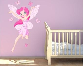 Good Fairy Wall Decal | Etsy