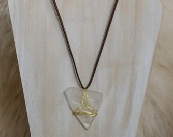 Genuine Seaglass Necklace