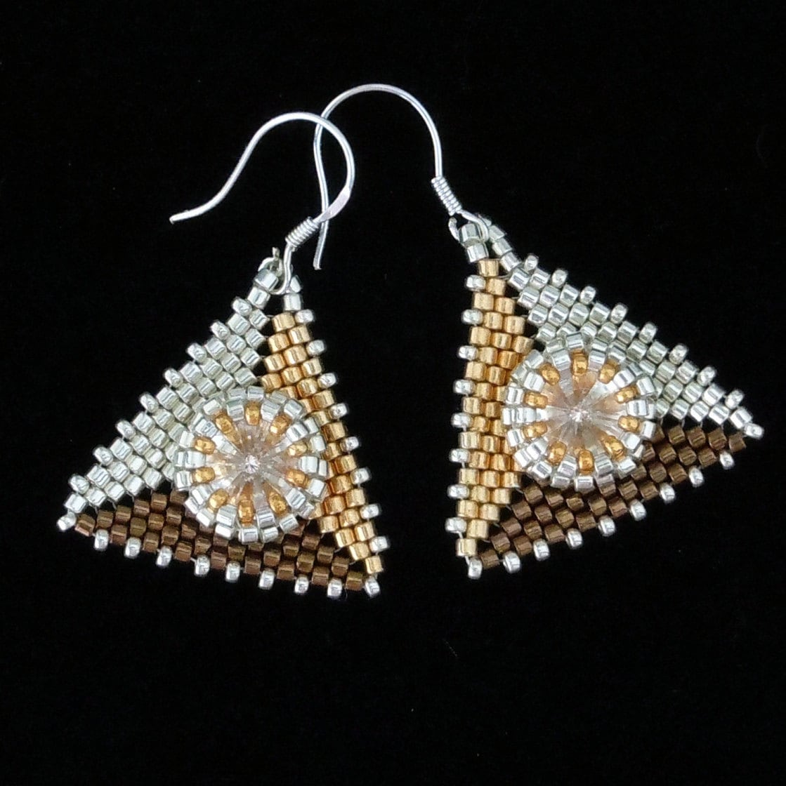 earrings product beads jr patterned chevere