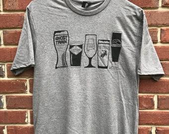 Drink Local Birmingham Tshirt