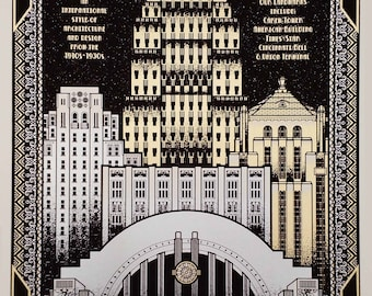 Art Deco Cincinnati by James Billiter