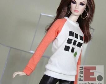 "Fashion Doll Sweater ""3x3 #3"""