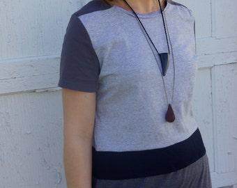 SALE - Handmade, Recycled Horn Fair Trade Necklace