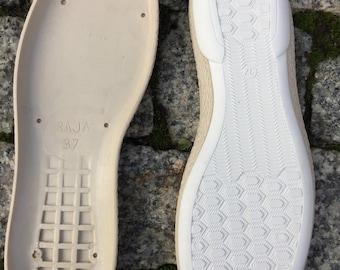 Size 37 All Season Shoe Soles