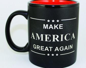 Donald J. Trump - HILO mug (11oz)