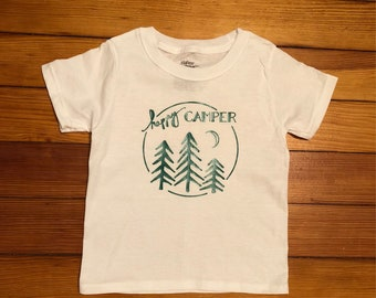 Kid's Happy Camper T-Shirt