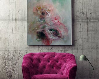 Original Art - Pink Blush