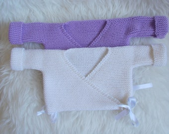 2 Bras 40% wool colors to choose from baby