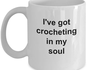 I've got crocheting in my soul