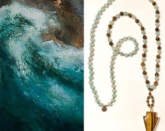 Karma Traditional Mala Necklace