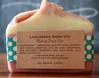 Moroccan Dream Soap