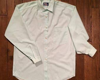 Vintage gingham shirt