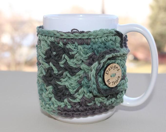 Featured listing image: Reusable Mug Cozy