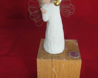 Beautiful, Peaceful Christmas Angel