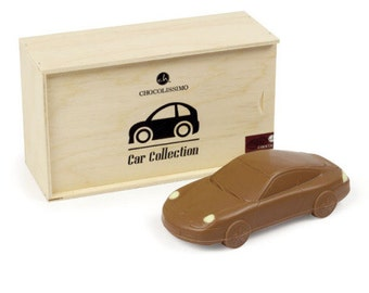 Father's Day Porsche 911 Carrera Delicious handmade chocolate Great  gift idea for her or him