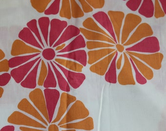 """Valori Wells Fabric for FreeSpirit/Wesminster - VW20 - Delhi """"Flora"""" - OOP - Price is for a 2-Yard Piece"""