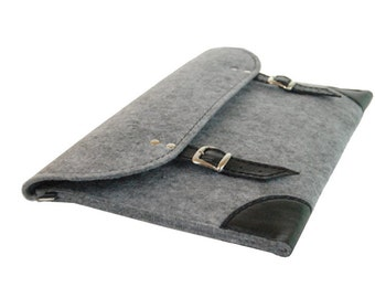 MacBook Pro 13 inch case, MacBook Air 13 inch sleeve, Laptop case, felt
