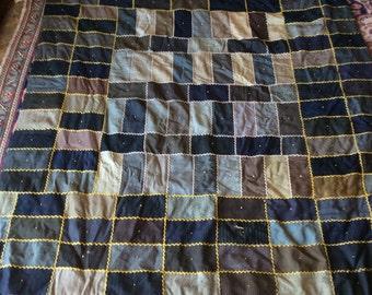 Handmade  Patch Quilt