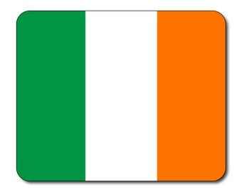Irish Flag Mouse Mat Mouse Pad