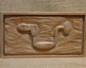 Wood Relief Carving, Carpenters Brace: Tools of the Trade