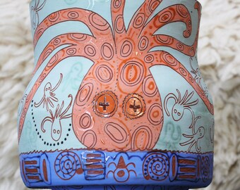 Octopus Vessel