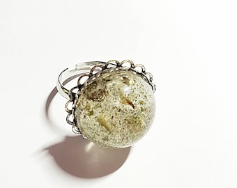 Weed Ring, Dome Ring
