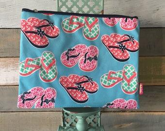 Monogram Bikini Bag, Monogram Wet Bag, Swimsuit Bag, Beach Bag, Bathing Suit Bag, Wet Dry Bag, Monogram Bag, Travel Bag, Kids Swimsuit Bag