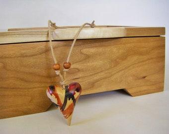 5th Anniversary Gift, Jewelry Box, Tree Of Life Box, Wood Keepsake