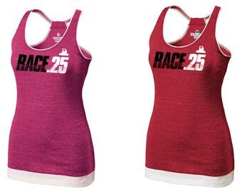 Race.25 Midgets Ladies Tank/Camo Digital Dri-Fit Ladies tank/Quarter midgets tank