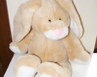 """Large 20"""" Plush Bunny Rabbit by Commonwealth 1992"""