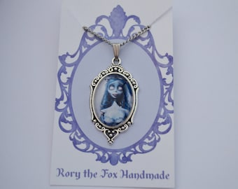 Corpse Bride - necklace