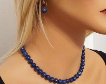 Boucles d'oreilles Lapis Lazuli, naturelles de Lapis, Lapis Lazuli, bijoux Lapis, boucles d'oreilles Lapis, pierres précieuses boucles d'oreilles, boucles d'oreilles, véritable Lapis