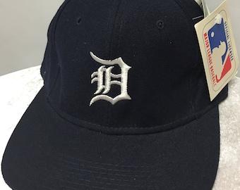 Vintage Detroit Tigers Cap
