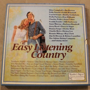 Easy Listening Country | Reader's Digest (8-Record Set)