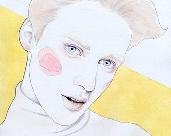 Fine Art Print • BOYS #1