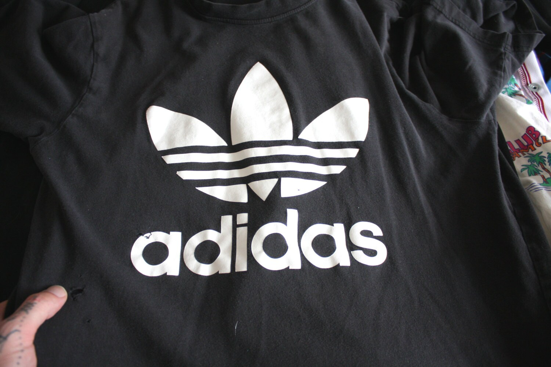 adidas old school t shirt