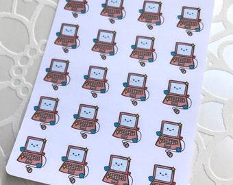 Get It Done MINI Deco Planner Stickers