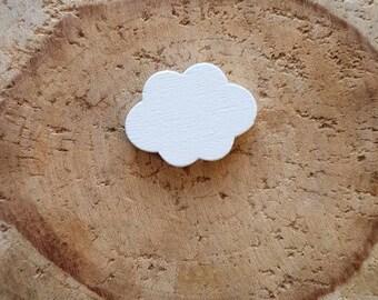 Pearl White Cloud