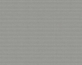 Lawn Dot Gray from Linen and Lawn by Sue Daley - LW6346