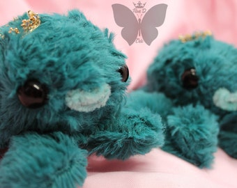 Cuteness Poulpy plushie creature doll