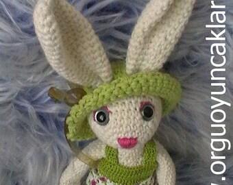 Amigurumi 19 inc Bunny