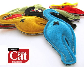 Nip-in-the-Butt Cat Butt Handmade Catnip Cat Toy