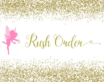 Rush Order Option, 24 Hour Turnaround on any Invitation or Party Set