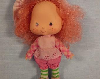 Vintage Strawberry Shortcake Doll-Raspberry Tart-All Original-American Greetings-1979-