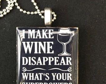 Wine Pendant